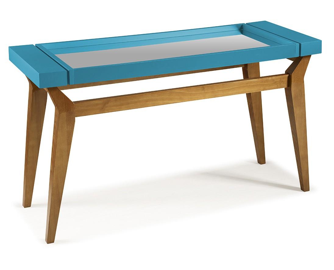 Aparador Na Cozinha ~ Aparador Crystal Azul Turquesa Diversas cores Design Assinado Mobilia Moderna Minha Mobília