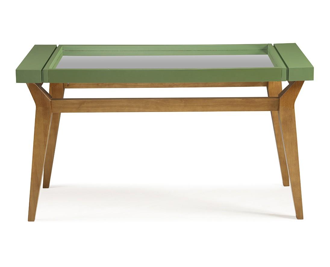 Aparador Verde Menta ~ Aparador Crystal Azul Turquesa Diversas cores Design Assinado Mobilia Moderna Minha Mobília
