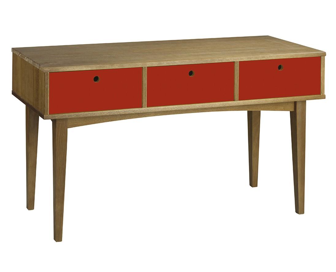 Aparador Pequeno Com Espelho ~ Aparador Vintage Vermelho Linha retr u00f4 em diversas cores Mobilia Moderna Minha Mobília