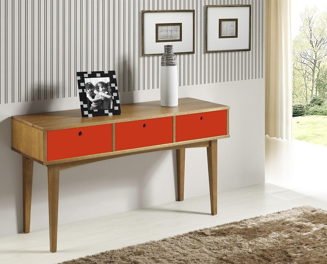 Armario Kit Verona ~ Aparador Vintage Vermelho Linha retr u00f4 em diversas cores Mobilia Moderna Minha Mobília