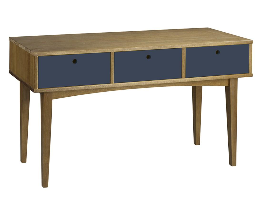 Adesivo De Anticoncepcional ~ Aparador Vintage Azul Escuro Linha retr u00f4 em diversas cores Mobilia Moderna Minha Mobília