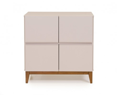 Buffet 4 Portas Home  -  Off-white