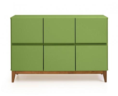 Buffet 6 Portas Home  -  Verde Greenery