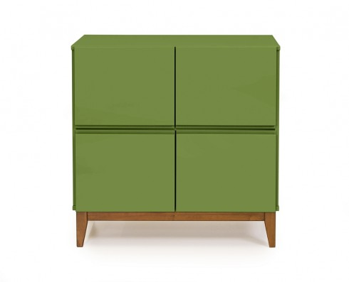 Buffet 4 Portas Home  -  Verde Greenery