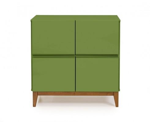 Buffet 4 Portas Home  -  Verde Greenery