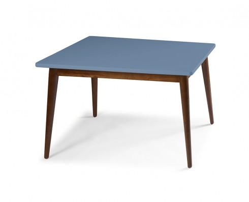 Mesa de Jantar Novita  120 x 90  -  Azul Claro