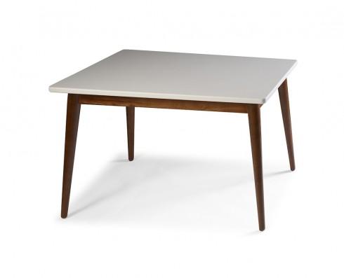 Mesa de Jantar Novita  120 x 90  -  Branca