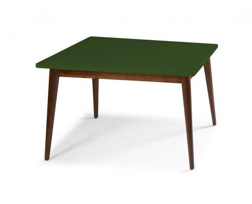 Mesa de Jantar Novita  120 x 90  -  Verde Escuro