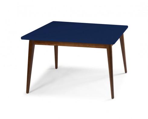 Mesa de Jantar Novita  120 x 90  -  Azul Escuro