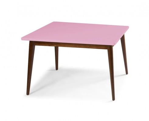 Mesa de Jantar Novita  120 x 90  -  Rosa Claro