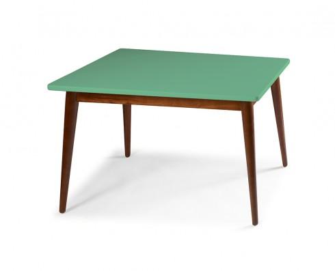 Mesa de Jantar Novita  120 x 90  -  Verde Esmeralda