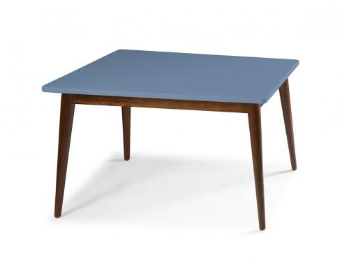Mesa de Jantar Novita  140 x 90  -  Azul Claro