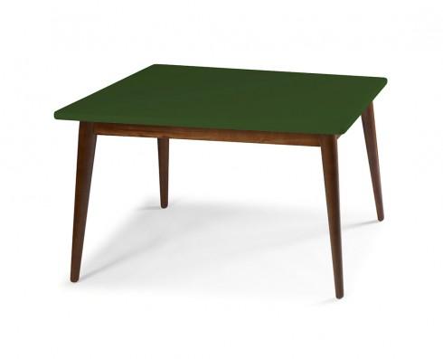 Mesa de Jantar Novita  140 x 90  -  Verde Escuro
