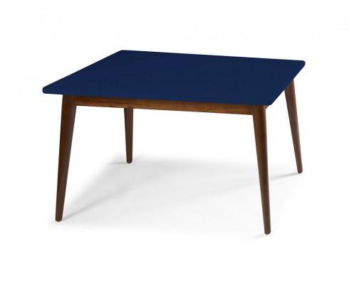 Mesa de Jantar Novita  140 x 90  -  Azul Escuro