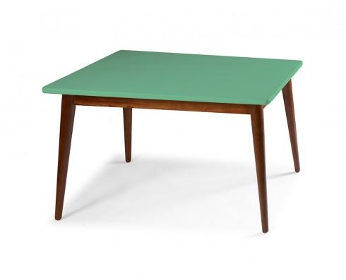 Mesa de Jantar Novita  140 x 90  -  Verde Esmeralda