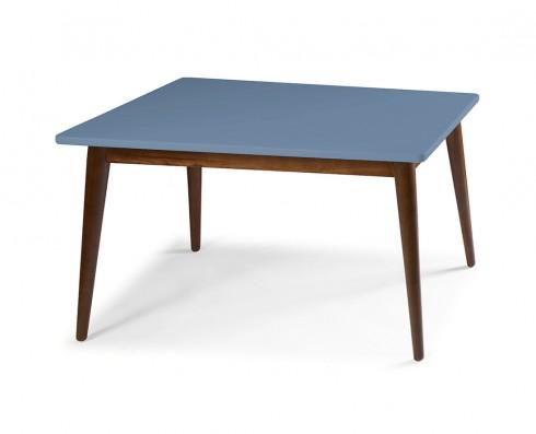Mesa de Jantar Novita  160 x 90  -  Azul Claro