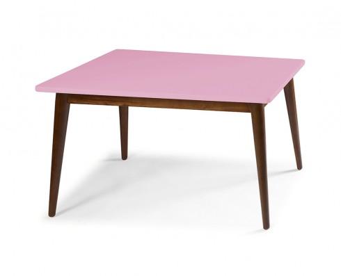 Mesa de Jantar Novita  160 x 90  -  Rosa Claro