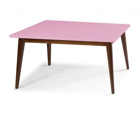 Mesa de Jantar Novita  180 x 90  -  Rosa Claro