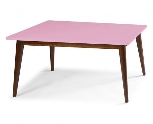 Mesa de Jantar Novita  200 x 90  -  Rosa Claro