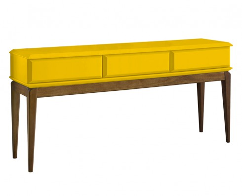 Aparador Ravel  -  Amarelo