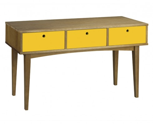Aparador Vintage  -  Amarelo