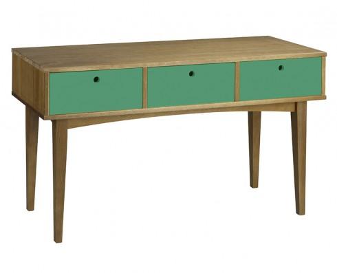 Aparador Vintage  -  Verde Esmeralda