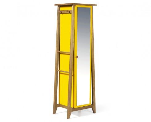Armário Multiuso Stoka  -  Amarelo