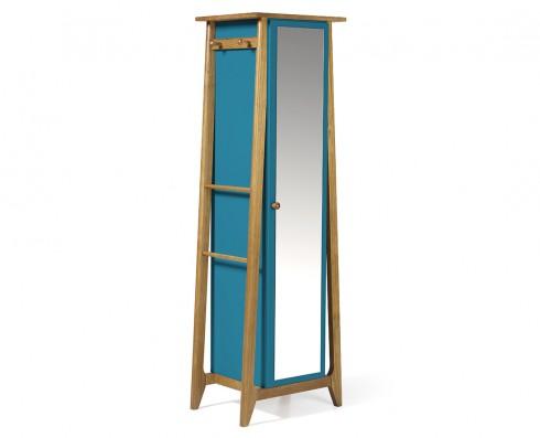 Armário Multiuso Stoka  -  Azul Turquesa