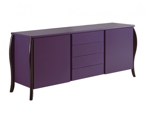 Buffet Otis  -  Roxo