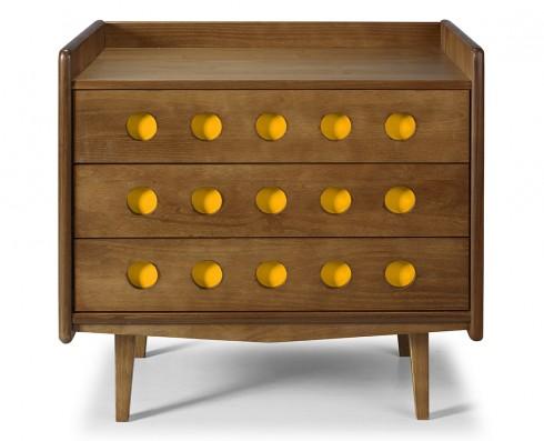 Cômoda Vintage   -   Amarela