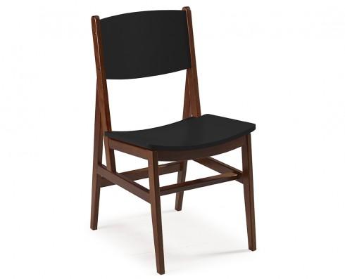 Cadeira Dumon -  Preta