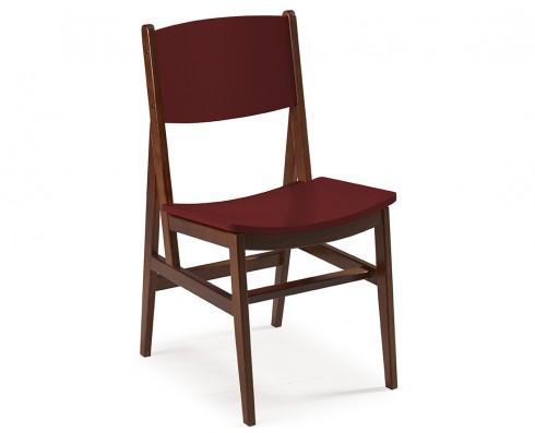 Cadeira Dumon -  Vinho
