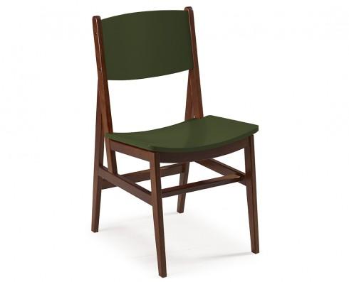 Cadeira Dumon -  Verde Escuro