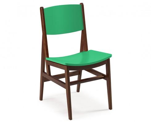 Cadeira Dumon -  Verde Esmeralda