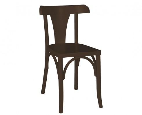 Cadeira Felice - Marrom Escuro
