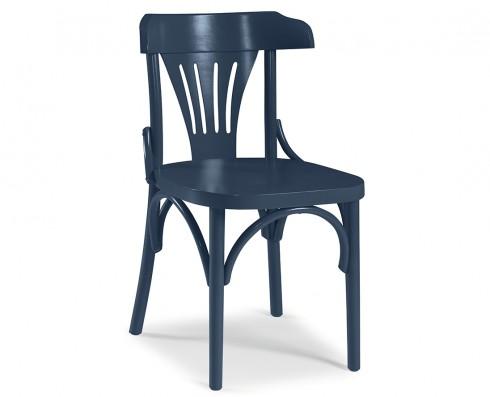 Cadeira Opzione - Azul Escuro