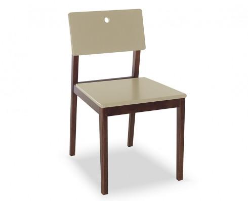 Cadeira Flip  -  Nude