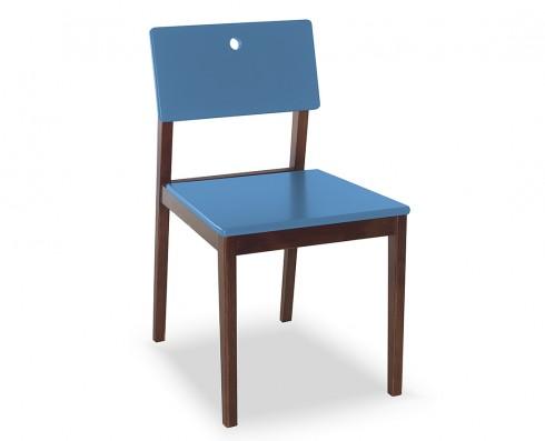 Cadeira Flip  -  Azul Turquesa
