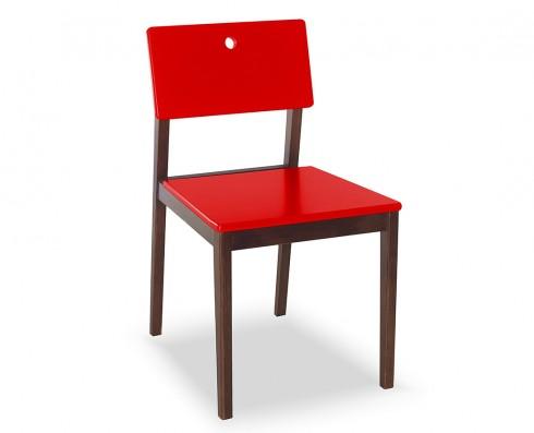 Cadeira Flip  -  Vermelha