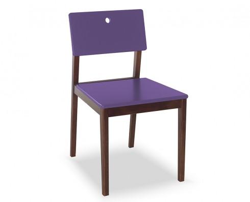 Cadeira Flip  -  Roxa