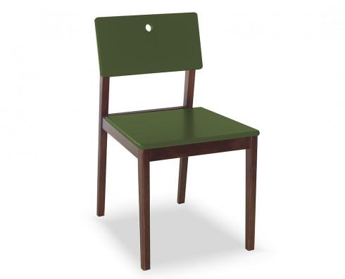 Cadeira Flip  -  Verde Escuro
