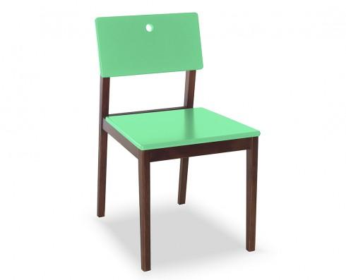 Cadeira Flip  -  Verde Esmeralda