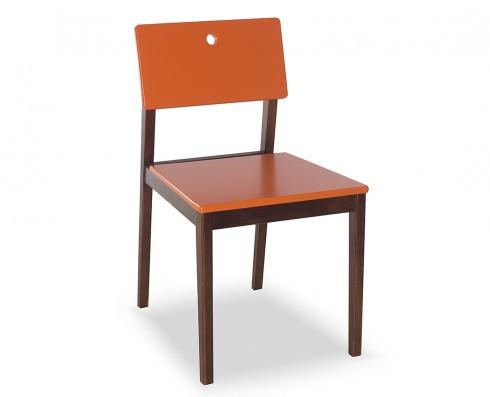 Cadeira Flip  -  Laranja