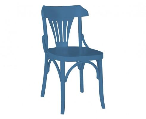 Cadeira Opzione - Azul Turquesa