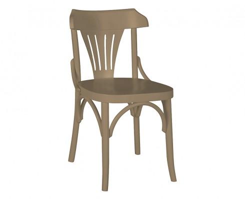 Cadeira Opzione - Marrom Claro