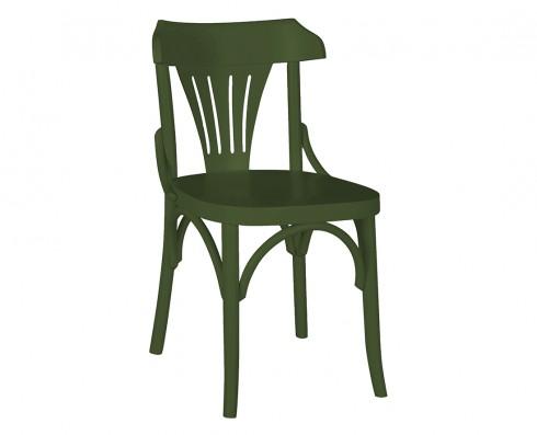 Cadeira Opzione - Verde Escuro