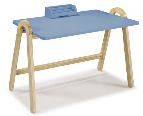 Escrivaninha Ringo  -  Azul Claro