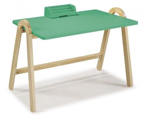 Escrivaninha Ringo  -  Verde Esmeralda