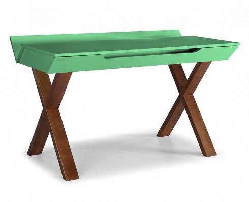 Escrivaninha Studio  -  Verde Esmeralda