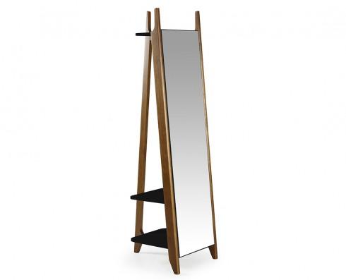Espelho Stoka  -  Preto